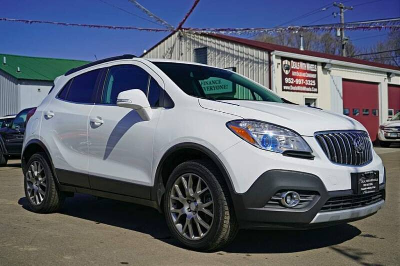 2017 Buick Encore for sale at Dealswithwheels in Inver Grove Heights/Hastings MN
