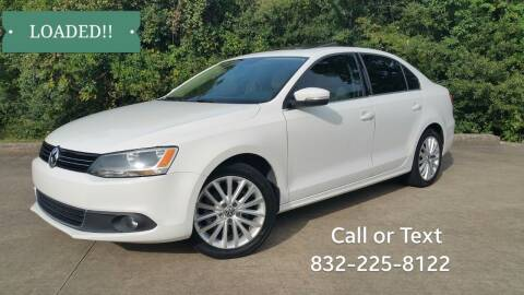 2011 Volkswagen Jetta for sale at Houston Auto Preowned in Houston TX