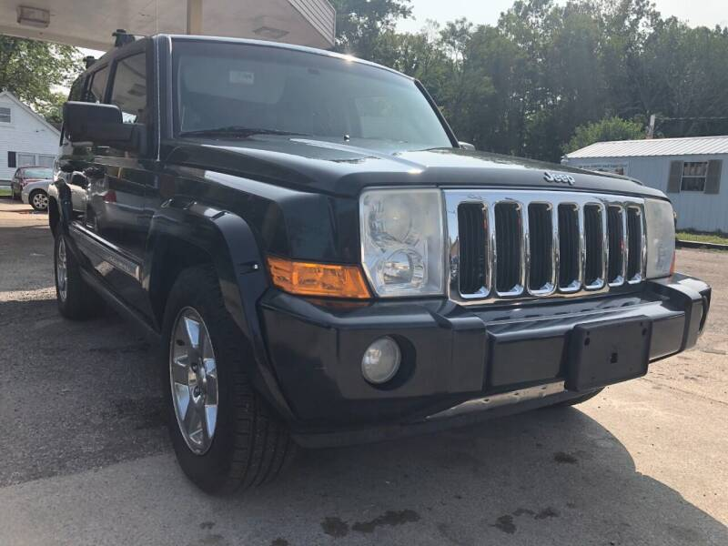 2006 Jeep Commander for sale at King Louis Auto Sales in Louisville KY