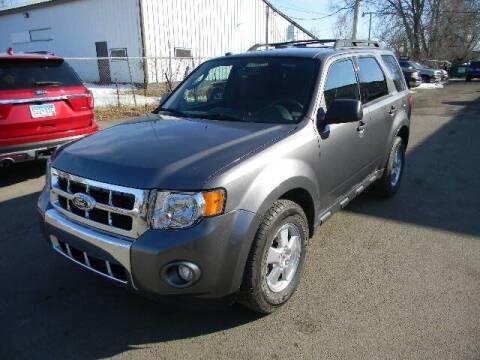 2011 Ford Escape for sale at Northwest Auto Sales in Farmington MN