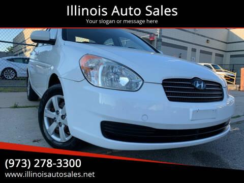 2010 Hyundai Accent for sale at Illinois Auto Sales in Paterson NJ