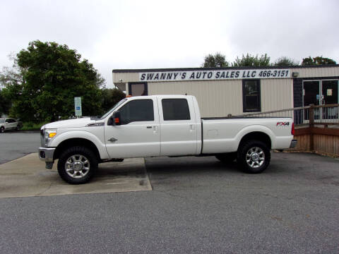 2012 Ford F-350 Super Duty for sale at Swanny's Auto Sales in Newton NC