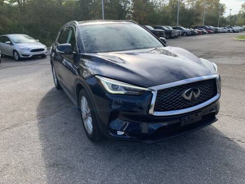 2019 Infiniti QX50 for sale at Ganley Chevy of Aurora in Aurora OH