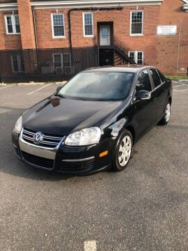 2007 Volkswagen Jetta for sale at All American Imports in Arlington VA