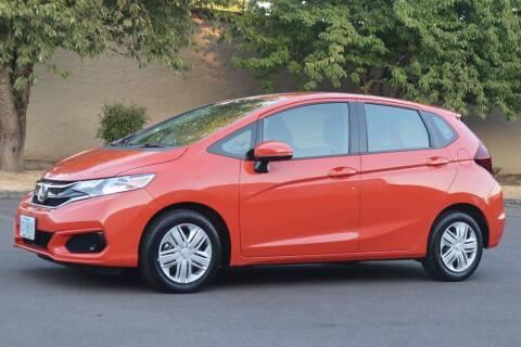 2018 Honda Fit for sale at Beaverton Auto Wholesale LLC in Hillsboro OR