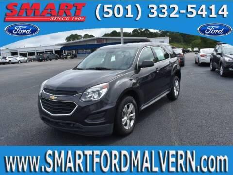 2016 Chevrolet Equinox for sale at Smart Auto Sales of Benton in Benton AR