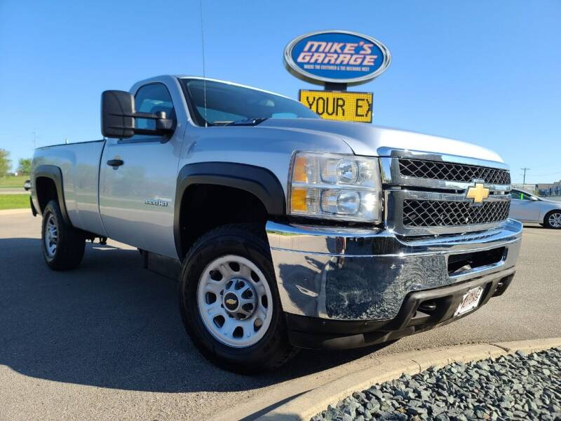 2014 Chevrolet Silverado 3500HD for sale at Monkey Motors in Faribault MN
