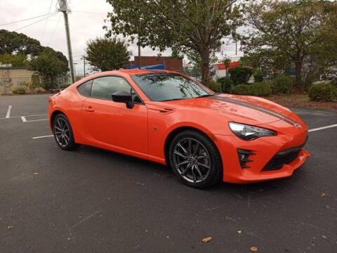 2017 Toyota 86 for sale at Auto Finance of Raleigh in Raleigh NC