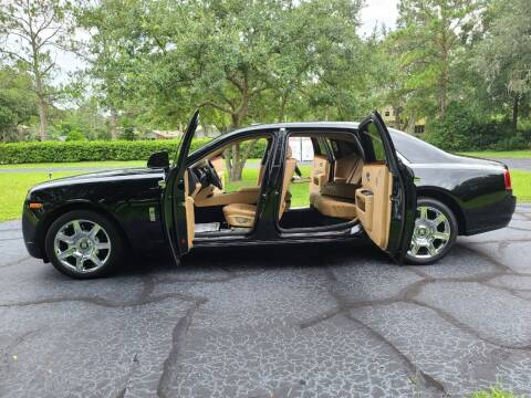 2012 Rolls-Royce Ghost for sale at Monaco Motor Group in Orlando FL