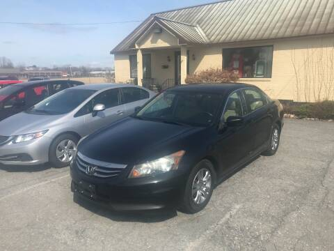 2011 Honda Accord for sale at RJD Enterprize Auto Sales in Scotia NY