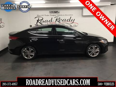 2017 Hyundai Elantra for sale at Road Ready Used Cars in Ansonia CT