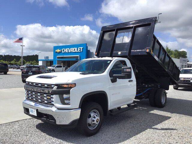 2020 Chevrolet Silverado 3500HD CC for sale at LEE CHEVROLET PONTIAC BUICK in Washington NC