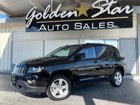 2016 Jeep Compass for sale at Golden Star Auto Sales in Sacramento CA