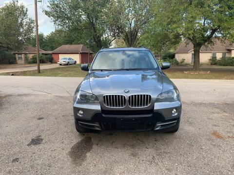 2009 BMW X5 for sale at CARWIN MOTORS in Katy TX