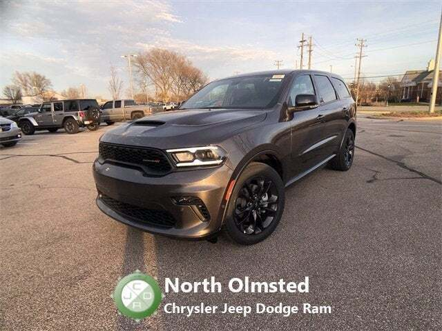 2021 Dodge Durango for sale at North Olmsted Chrysler Jeep Dodge Ram in North Olmsted OH