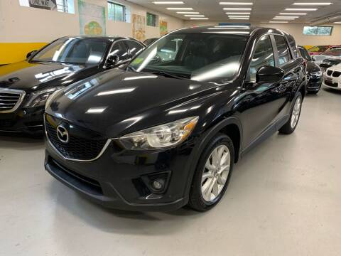 2013 Mazda CX-5 for sale at Newton Automotive and Sales in Newton MA