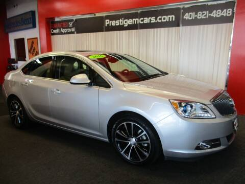 2016 Buick Verano for sale at Prestige Motorcars in Warwick RI
