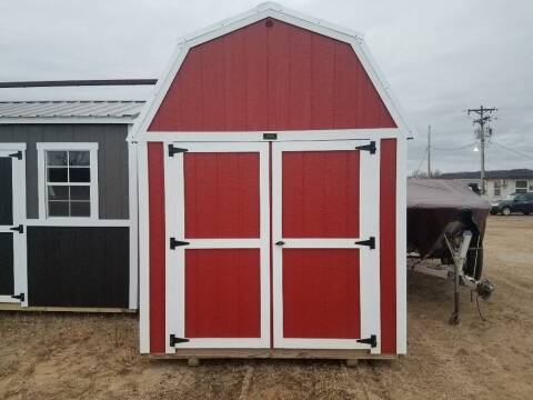 2018 PREMIER 8'X16' LOFTED BARN for sale at Tri State Auto Center - Sheds in La Crescent MN
