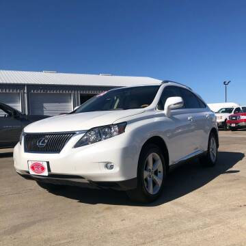2010 Lexus RX 350 for sale at UNITED AUTO INC in South Sioux City NE