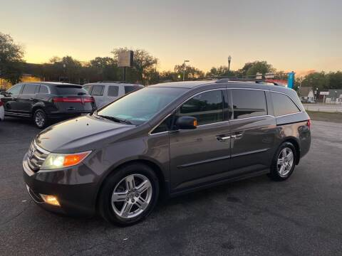 2012 Honda Odyssey for sale at BWK of Columbia in Columbia SC