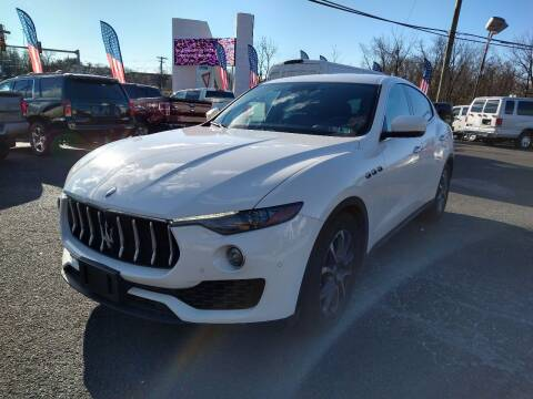 2018 Maserati Levante for sale at P J McCafferty Inc in Langhorne PA