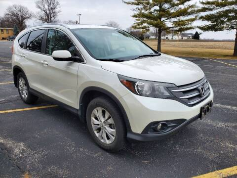 2014 Honda CR-V for sale at Tremont Car Connection in Tremont IL