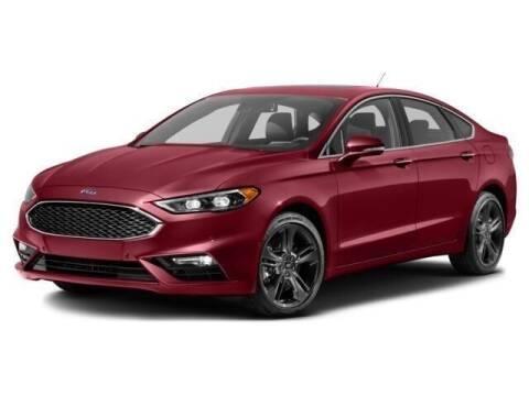 2017 Ford Fusion for sale at Bob Moore Kia in Oklahoma City OK