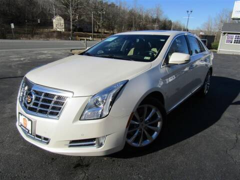 2013 Cadillac XTS for sale at Guarantee Automaxx in Stafford VA