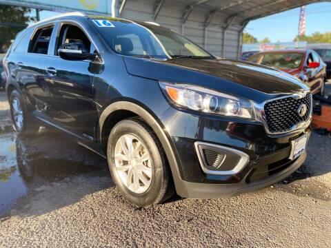 2016 Kia Sorento for sale at Universal Auto INC in Salem OR