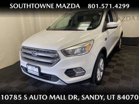 2017 Ford Escape for sale at Southtowne Mazda of Sandy in Sandy UT