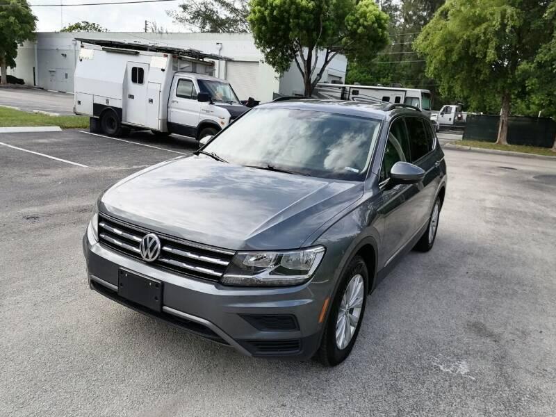 2018 Volkswagen Tiguan for sale at Best Price Car Dealer in Hallandale Beach FL