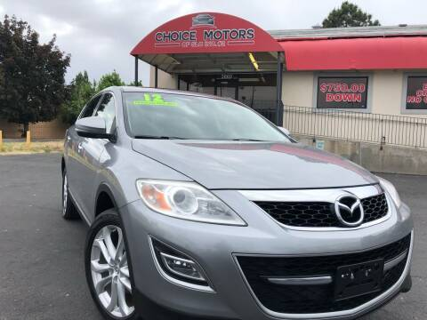 2012 Mazda CX-9 for sale at Choice Motors of Salt Lake City in West Valley  City UT