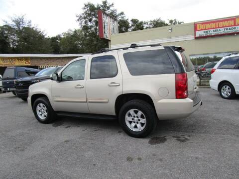 2007 GMC Yukon for sale at Downtown Motors in Milton FL