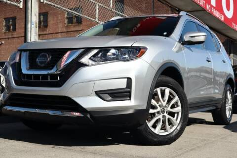 2020 Nissan Rogue for sale at HILLSIDE AUTO MALL INC in Jamaica NY