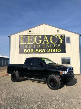 2004 Dodge Ram Pickup 1500 for sale at Legacy Auto Sales in Toppenish WA