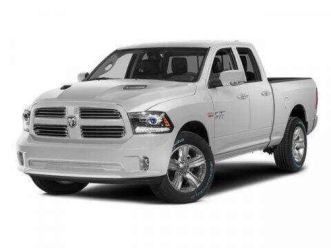 2014 RAM Ram Pickup 1500 for sale at Wally Armour Chrysler Dodge Jeep Ram in Alliance OH