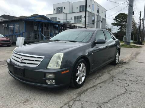 2007 Cadillac STS for sale at Saipan Auto Sales in Houston TX