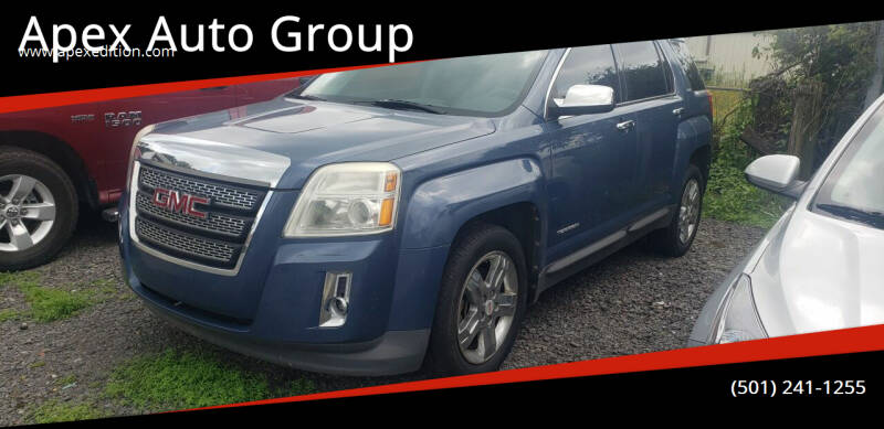 2012 GMC Terrain for sale at Apex Auto Group in Cabot AR