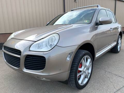 2004 Porsche Cayenne for sale at Prime Auto Sales in Uniontown OH