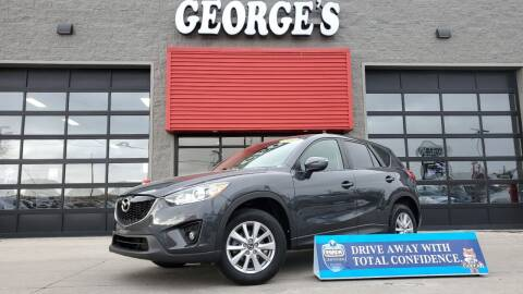 2015 Mazda CX-5 for sale at George's Used Cars - Telegraph in Brownstown MI