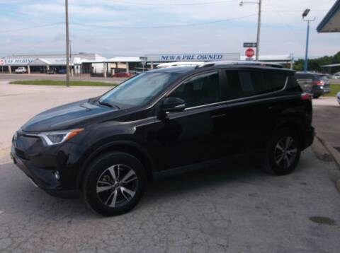 2016 Toyota RAV4 for sale at AUTO TOPIC in Gainesville TX