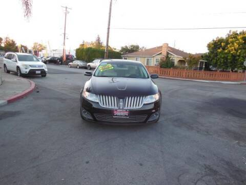 2010 Lincoln MKS for sale at Top Notch Auto Sales in San Jose CA