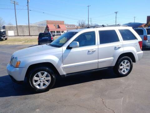 2009 Jeep Grand Cherokee for sale at Big Boys Auto Sales in Russellville KY