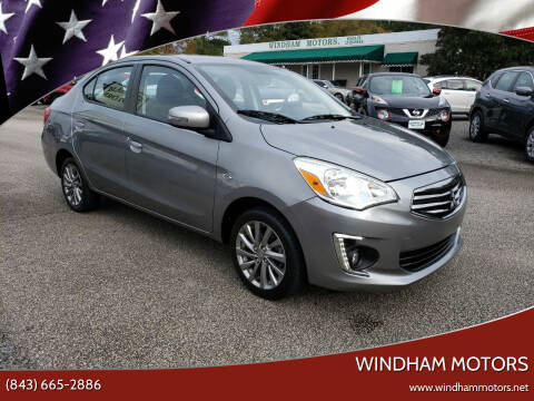 2017 Mitsubishi Mirage G4 for sale at Windham Motors in Florence SC