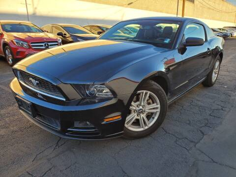 2014 Ford Mustang for sale at Auto Center Of Las Vegas in Las Vegas NV