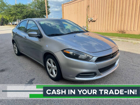 2016 Dodge Dart for sale at Horizon Auto Sales in Raleigh NC