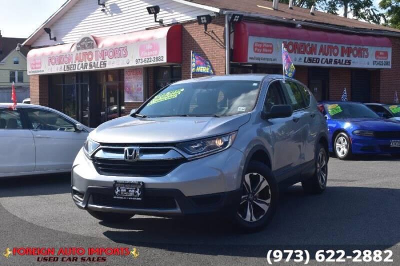 2018 Honda CR-V for sale at www.onlycarsnj.net in Irvington NJ