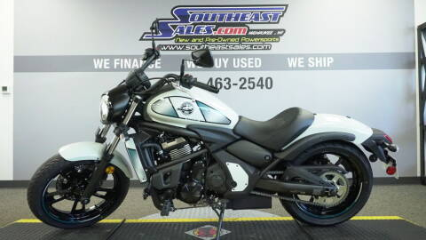 2022 Kawasaki Vulcan for sale at Southeast Sales Powersports in Milwaukee WI