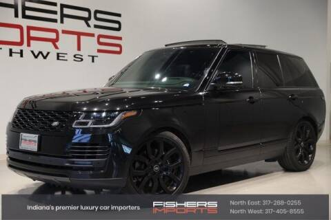2018 Land Rover Range Rover for sale at Fishers Imports in Fishers IN