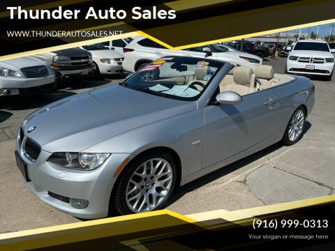 2007 BMW 3 Series for sale at Thunder Auto Sales in Sacramento CA